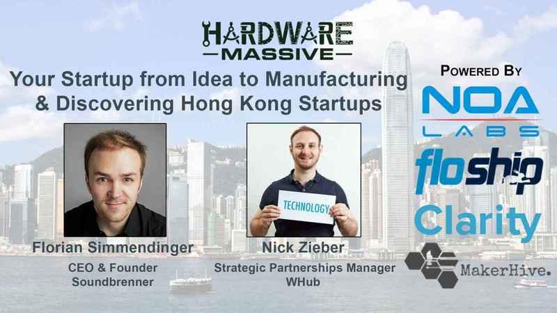 Discovering Hong Kong Startups
