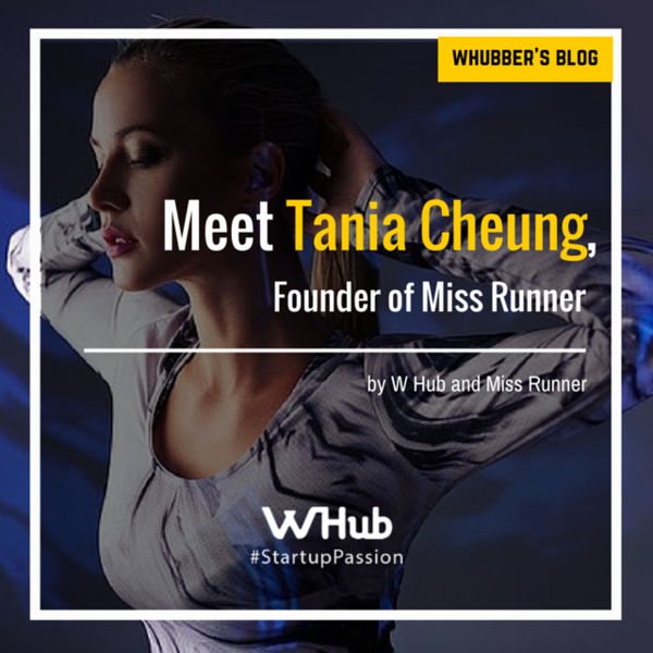 Meet Tania Cheung, Founder of Miss Runner