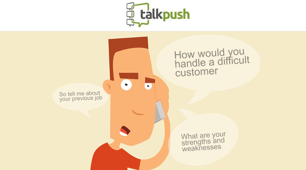 10 questions to Talkpush founder, MaxArmbruster