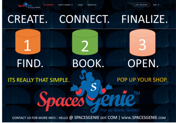 8 questions to entrepreneur Pushpendra Sharma, founder of SpacesGenie