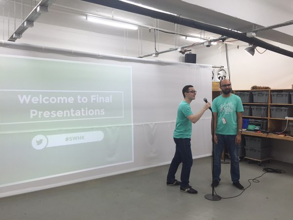 Startup Weekend #9, and the Winner is...
