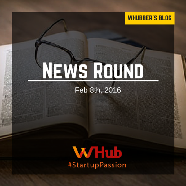 Startup News Weekly Digest - February 8th 2016