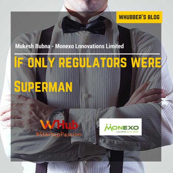 If only Regulators were Superman