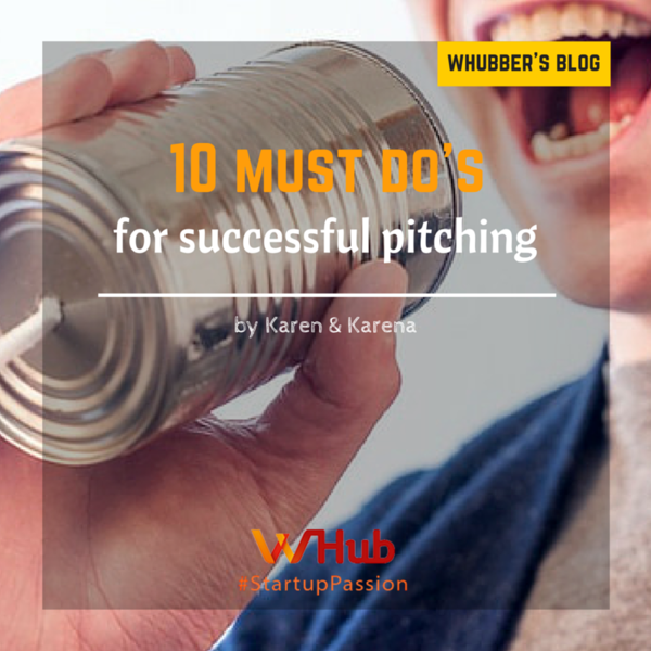 10 must do's for successful pitching