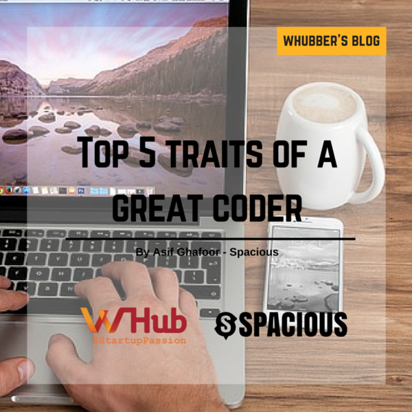 Top 5 traits of a great coder