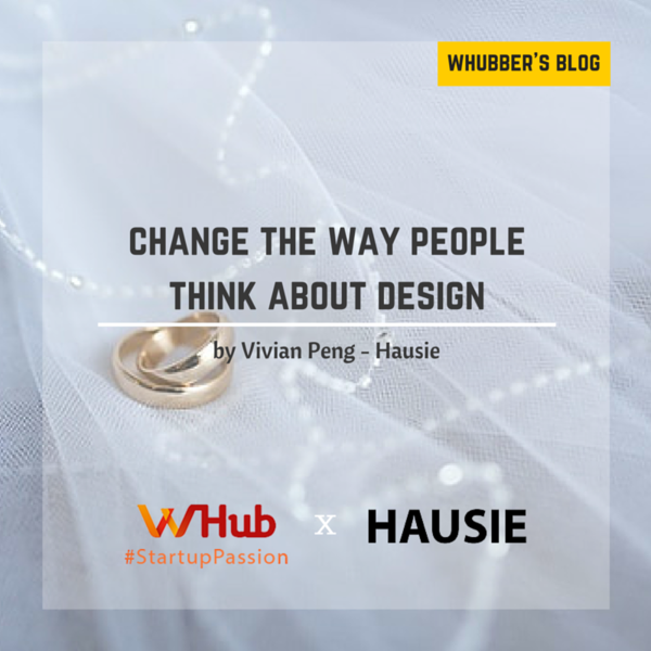 Change the way people think about design