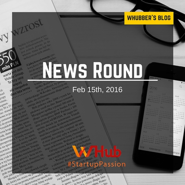 Startup News Weekly Digest - February 15th 2016