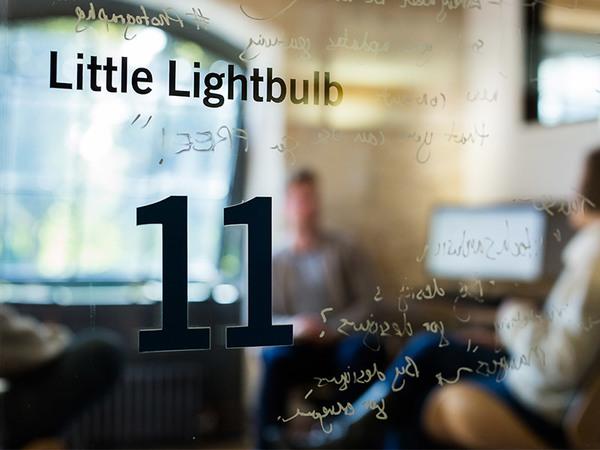Little lightbulb