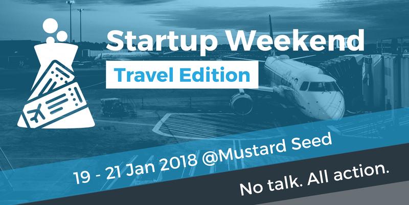 Startup weekend travel min banner