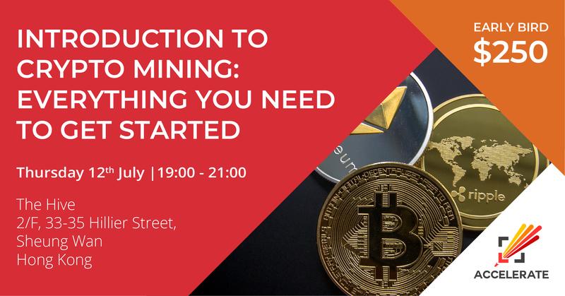 Intro to crypto mining