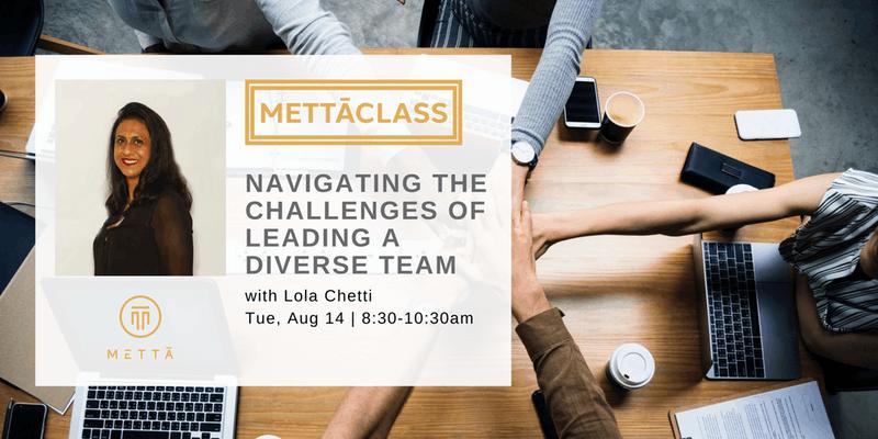 Mettaclassleadingadiverseteam