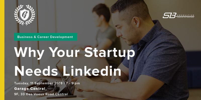 Why your startup needs linkedin  1