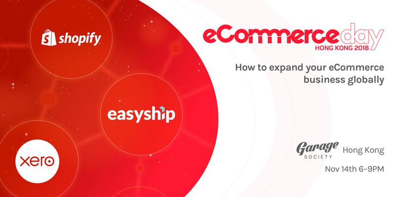 Ecommerceday hk2018 eventbrite