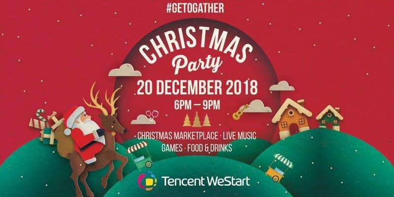 Tencent christmas