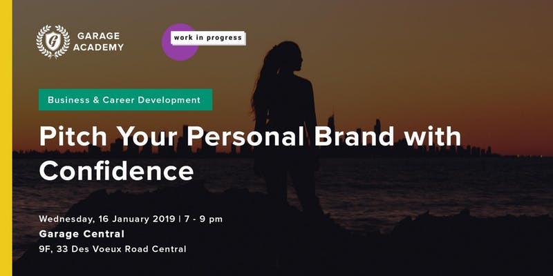 Pitch your brand with confidence