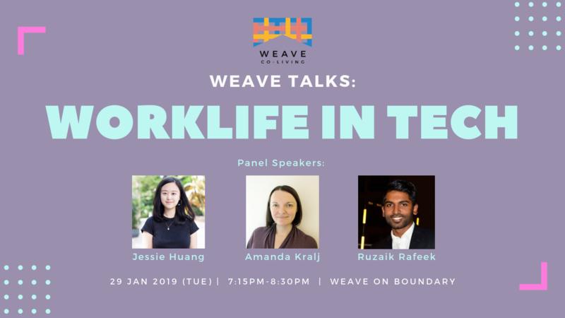 Weave talks