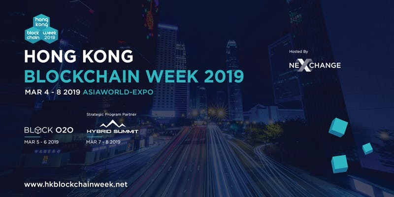 Hk blockchain week