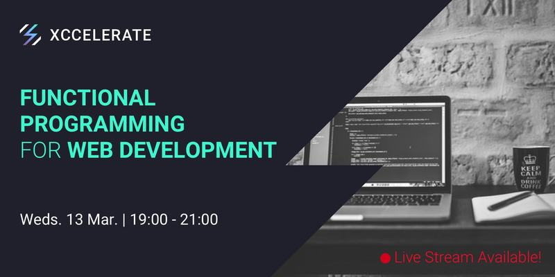Functional programming event