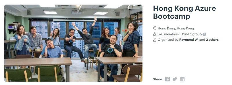 Azure bootcamp banner