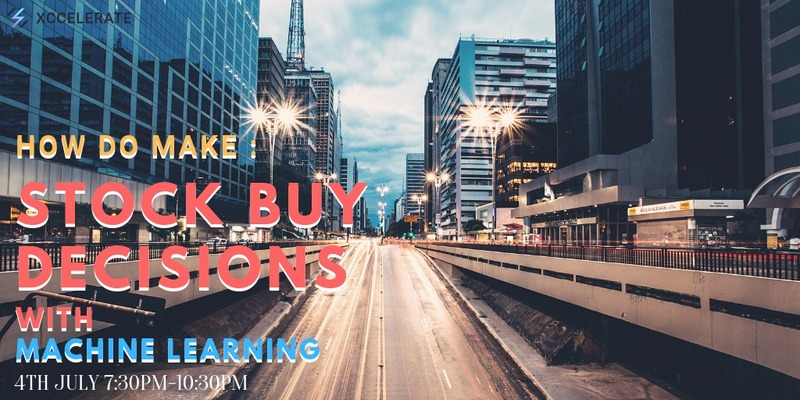 Machine learning models for stock buying decisions   copy