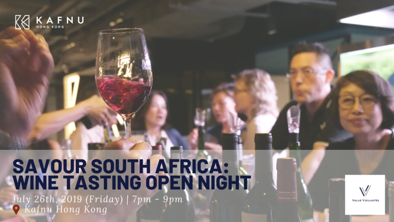 Savour south africa  wine tasting 26th july