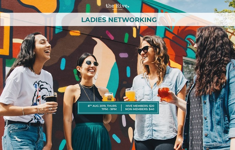Ladies networking