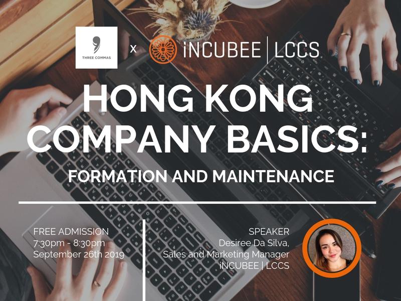 Three commas x incubee lccs