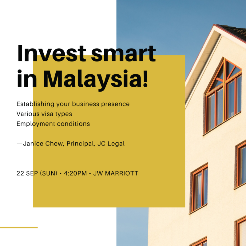 Invest smart in malaysia