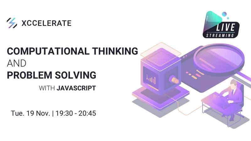 Computational thinking javascript
