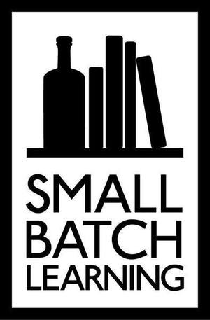 Large small batch logo