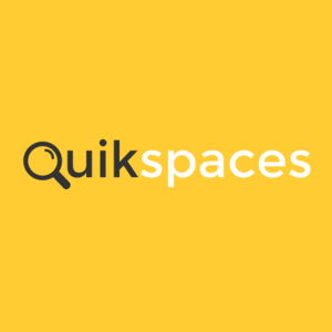Large quikspaces   logo  square   500 x 500