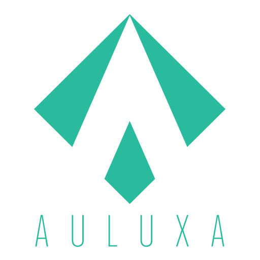 Auluxa logo color  512px