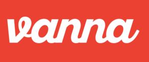 Large vanna.logo color bg