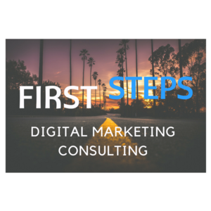 First Steps Digital Marketing Consultation