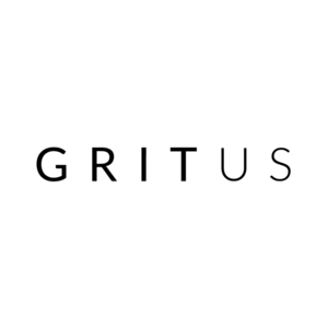 Large gritus logo circle