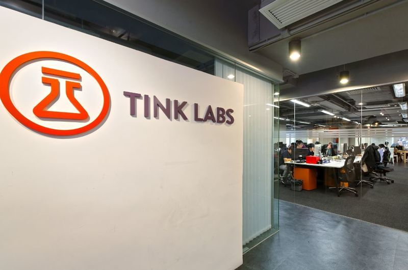 Tink labs office