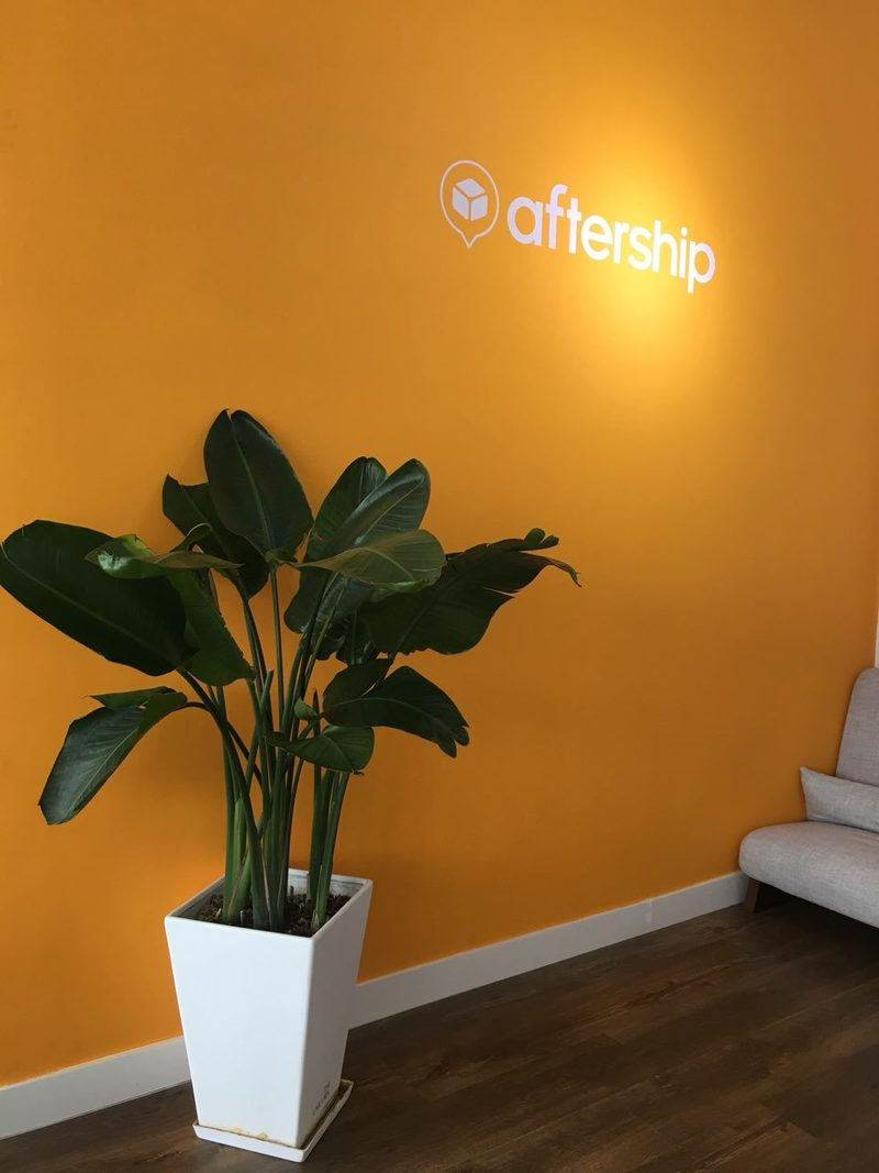 Aftership orangewall