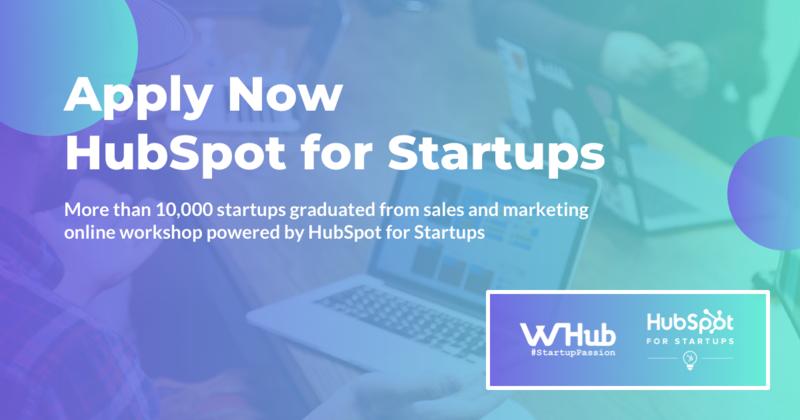 Whub x hubspot for startups v2  1