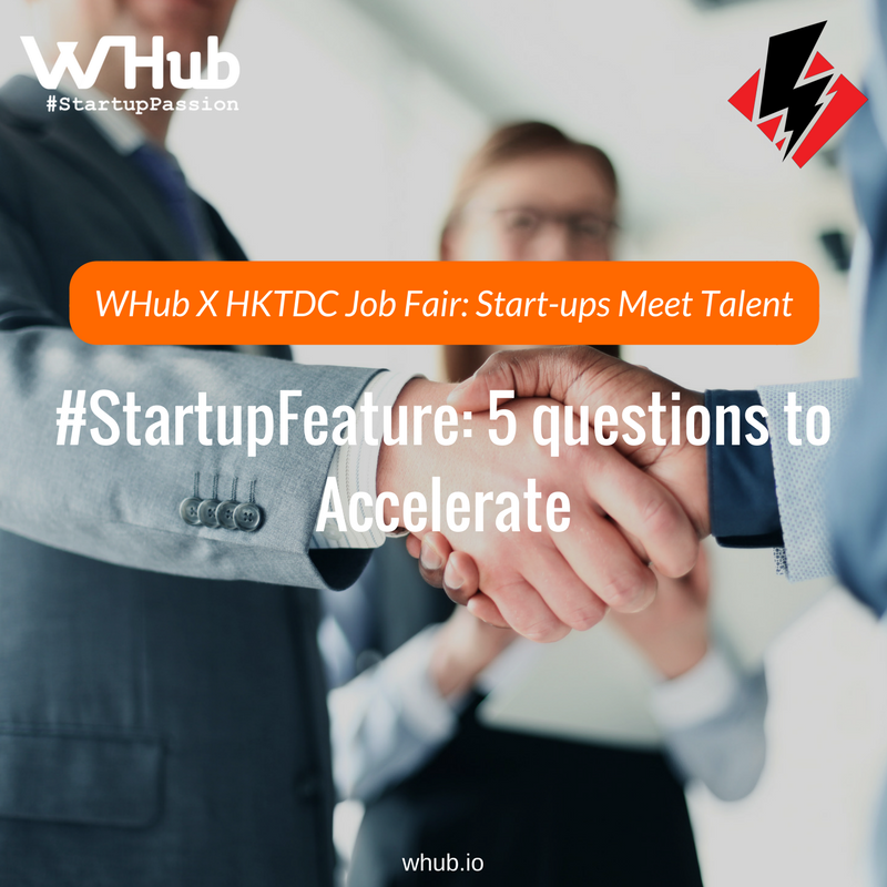 Whub x hktdc job fair  start ups meet talent  1