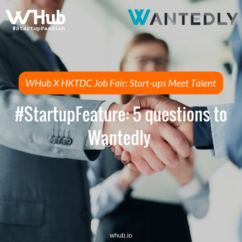 Whub x hktdc job fair  start ups meet talent  4