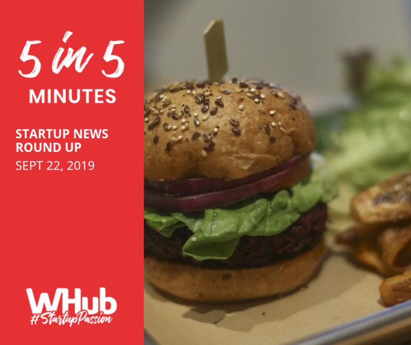 Startup news round up  5