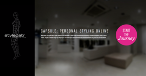 Capsule demo landing page