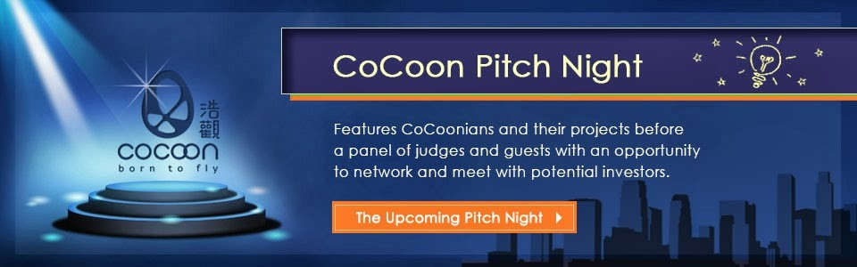 Banner pitch night en