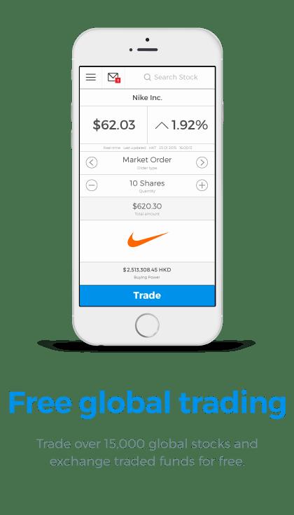 Trading three screen en white global