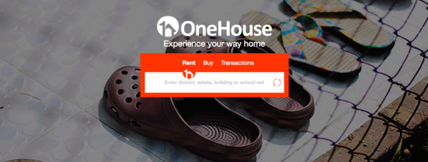 Onehouse home page pic  eng