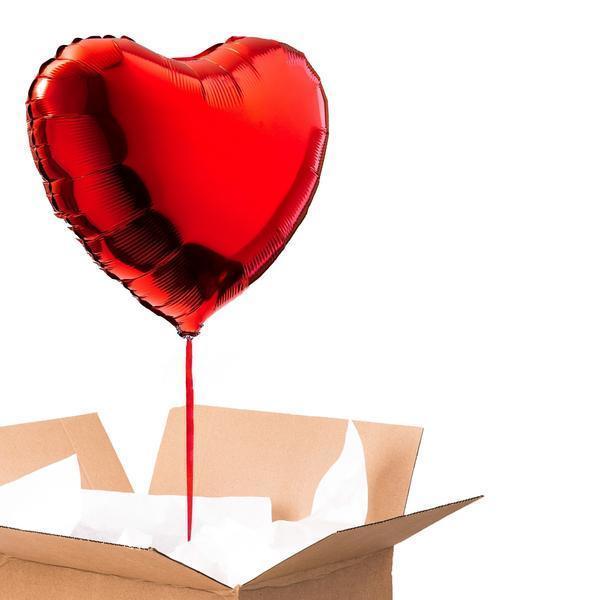 Mieux que des fleurs juste la carte ballon coeur rouge 20628546896 grande min