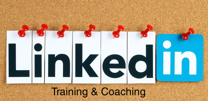 Linkedin training   coaching youtube banner