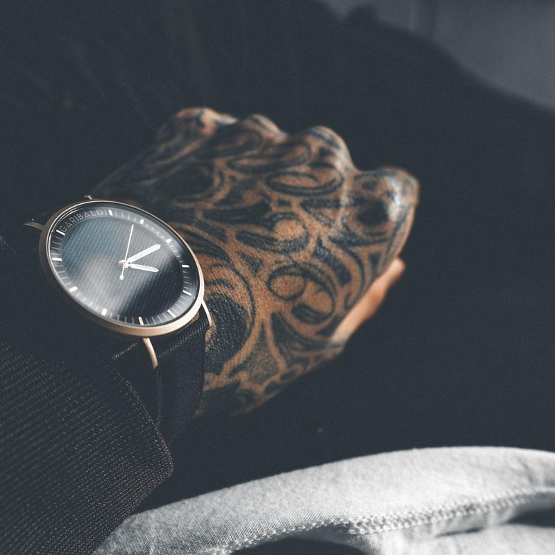Rg wrist shot
