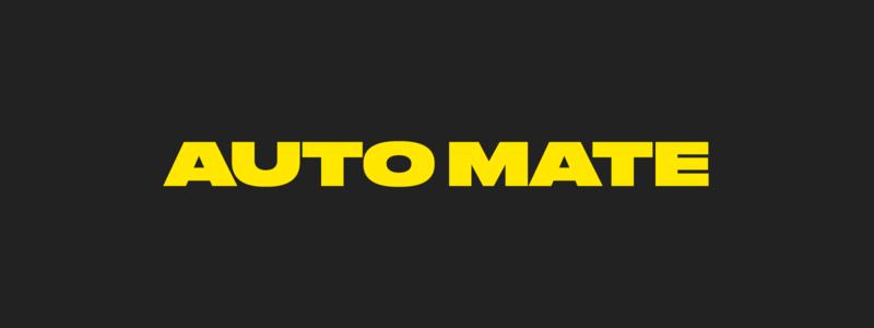 Automate logo alternate 1 line