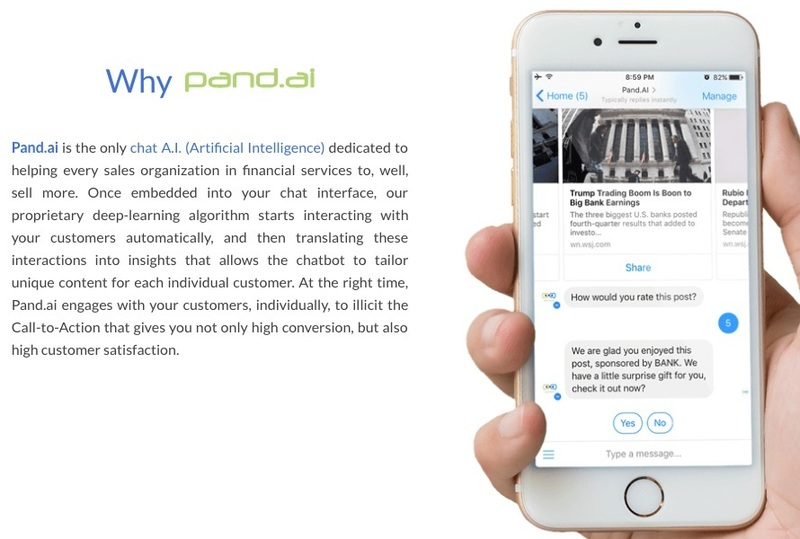 Home   pand ai  the chat ai that helps banks and insurers sell more 2